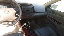 Used condition Toyota Camry 2003 with 20,000 - 29,999 km mileage