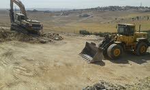 مقاول حفريات جرافة جك همر قلابات