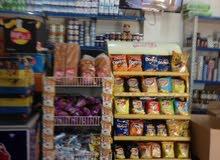 محل غذائية 85 م للبيع ((عتبة)) تاجوراء