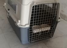 Pet carrier for urgent sale.