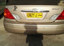 Automatic Toyota 2003 for sale - Used - Nakhl city