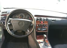 Green Mercedes Benz E 230 1998 for sale