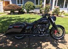 2018 Harley davidson road king custom