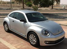 Volkswagen Beetle made in 2014 for sale