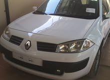 Gasoline Fuel/Power   Renault Megane 2006