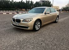 Automatic Gold BMW 2011 for sale