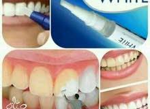 قلم تبيض الاسنان أمريكي اصلي تبيض فوري او معالج في نفس الوقت