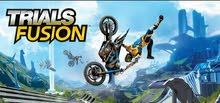 مطلوب لعبة trails fusion للبدل بلعبة nba 15