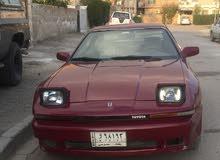 Gasoline Fuel/Power   Toyota Supra 1988