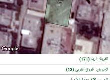 قطعة أرض للبيع منطقة الروضه _  حي التلول