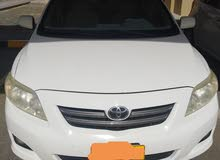 For sale 2008 White Corolla