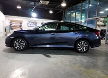 Gasoline Fuel/Power   Honda Civic 2017