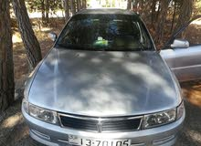 Silver Mitsubishi Lancer 1999 for sale