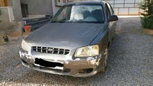Hyundai Verna 2002 For sale - Grey color