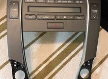 مسجل لكزس 350 es من 2007 الى 2012
