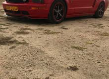 Ford Mustang 2007 For sale - Red color