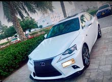 Used condition Lexus IS 2014 with 80,000 - 89,999 km mileage