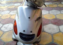 Used Yamaha motorbike made in 2012 for sale