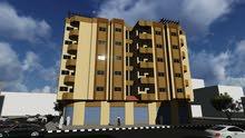 شقق متعددة المساحة والاسعار في مدينة دير البلح للبيع