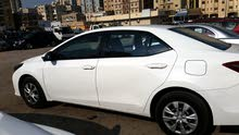 Toyota corolla 2015 in good condition