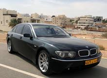 BMW 745 2003 For sale - Green color
