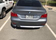 BMW 530 دبل فنس رسالة مفتوحة