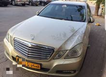 Mercedes Benz E300 2010 GCC Oman
