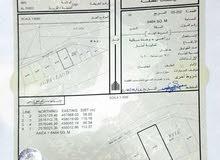 زراعية سكنية مساحتها6464مقابل شركة ساسال بمسافة1200متر عن المزدوج