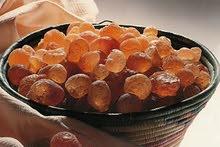 أجود أنواع الصمغ العربي Sudanese Arabic Gum