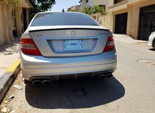 Mercedes Benz C63 AMG car for sale 2010 in Misrata city