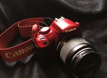 Canon 1100D /Red color