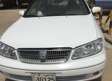 White Nissan Sunny 2005 for sale