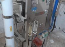 محطة تحلية بقدرة إنتاجية 4000 لتر