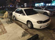 Kia Spectra 2004 For sale - White color