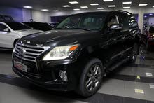 Lexus LS 2012 For sale - Black color