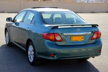 For sale 2008 Green Corolla