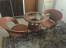 garden chair and table Good Price