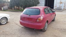 Manual Red Nissan 2004 for sale