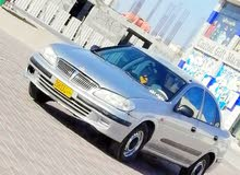 Nissan Sunny 2003 For sale - Silver color
