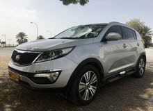 KIA SPORTAGE full option 2014