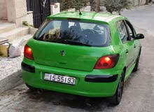 For sale 2003 Green 307