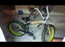دراجة امريكة الصنع جديدة صفار