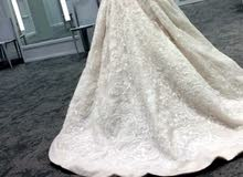 Beautiful & classy designer wedding dress from London