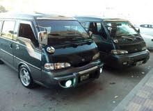 Rent a 2002 Hyundai H100 with best price