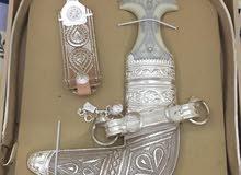 خنجر عمانيه للبيع