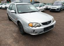 150,000 - 159,999 km Kia Shuma 2003 for sale