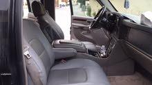 Black Cadillac Escalade 2002 for sale