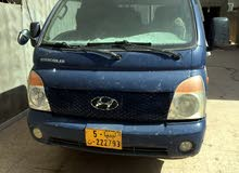 For sale Hyundai Porter car in Bani Walid