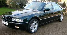 مطلوب خزان وقود BMW V12 750 ناقل