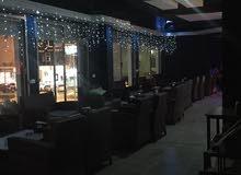 للبيع مطعم و مقهى شيشة في السالمية